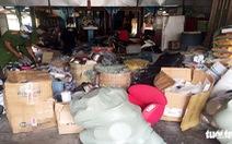 TP.HCM: Bắt cán bộ cảnh sát chống buôn lậu về tội... buôn lậu
