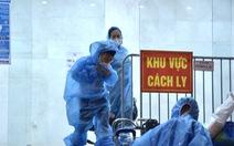 Hà Nội tạm thời phong tỏa chung cư 500 hộ dân vì ca dương tính về từ TP.HCM