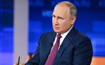 Người dân Nga hỏi Tổng thống Putin: Ông đã tiêm vắc xin gì?