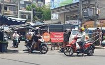 Quận Bình Tân, TP.HCM tạm dừng chợ truyền thống 2 tuần