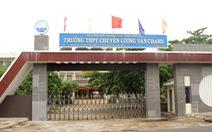 Cô gái Phú Yên mắc COVID-19 từng chở em đi thi lớp 10 Trường chuyên Lương Văn Chánh