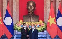 Quan hệ Việt Nam - Lào: Lúc khó khăn càng quý trọng nhau hơn