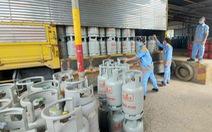Giá gas tăng mạnh thêm 30.000 đồng bình 12kg