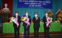 Ông Lê Văn Nưng làm chủ tịch HĐND tỉnh An Giang nhiệm kỳ 2021-2026