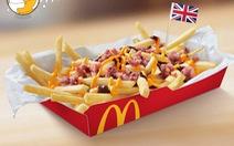 Tour ẩm thực Châu Âu tại McDonald's từ 36.000 đồng