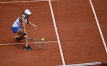 Tay vợt nữ số 1 thế giới Ashleigh Barty rút lui khỏi Pháp mở rộng