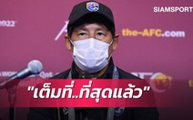 HLV Nishino 'rất xin lỗi' sau khi Thái Lan bị Indonesia cầm hòa