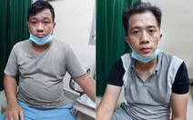 Cảnh sát đặc nhiệm bắt hai kẻ chuyên cướp giật ở TP.HCM