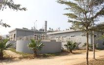 Đà Nẵng hoàn thành hệ thống xử lý nước rỉ rác tại Khánh Sơn
