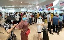 Nghệ An, Thanh Hóa tìm người đi chuyến bay cùng hai ca COVID-19 Hà Tĩnh