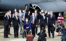 Mỹ tặng Đài Loan 750.000 liều vắc xin COVID-19