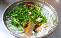 Bánh canh Phan Rang  ăn mát môi, trôi mát cổ