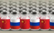 'Thế chân vạc' ngoại giao vắc xin của Mỹ - Trung - Nga