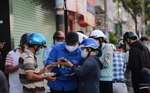 TP.HCM: Phát hiện 3.464 người sống trong khu vực có ca nhiễm qua khai báo y tế