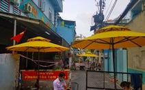 5 người trong 1 khu nhà trọ ở quận Tân Bình mắc COVID-19
