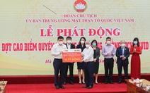TNG Holdings Vietnam và MSB ủng hộ gần 50 tỉ đồng cho hoạt động phòng, chống COVID-19