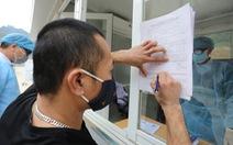 Đề xuất cấp 'hộ chiếu vắc xin' cho lái xe chở hàng qua biên giới Việt - Trung