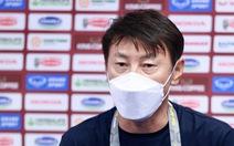 HLV Shin Tae Yong: 'Từng dự World Cup nhưng tôi chưa thấy trận đấu kiểu này'