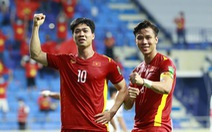 'Chúng tôi tự hào khi được đồng hành với bóng đá Việt Nam'