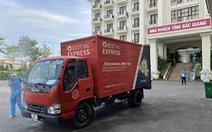 BEST Express vận chuyển miễn phí hàng cứu trợ đến vùng dịch