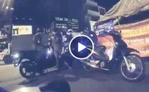 Xác minh video 'người đàn ông bị đánh gục tại chốt kiểm soát ở Gò Vấp'