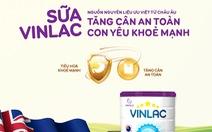 Vinlac - dinh dưỡng nội địa chất lượng quốc tế
