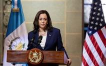 Phó tổng thống Harris tặng vắc xin cho Guatemala, kêu gọi người di cư 'đừng tới Mỹ'