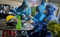 Quận Bình Tân phát hiện chuỗi lây nhiễm 8 người liên quan chung cư Ehome 3