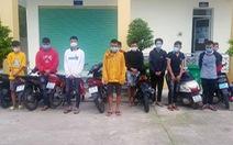 Rạng sáng, 70 thanh thiếu niên tụ tập nẹt pô inh ỏi trên quốc lộ 20