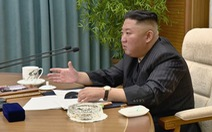 Ông Kim Jong Un giảm cân?