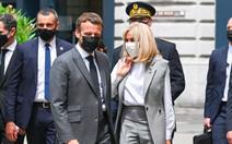 Tổng thống Pháp lên tiếng sau khi bị tát vào mặt