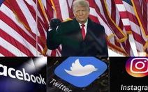 Ông Trump chúc mừng Nigeria, kêu gọi thêm nhiều nước cấm Twitter