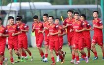 Trung vệ Bùi Tiến Dũng mong đội tuyển Việt Nam gặp Trung Quốc ở vòng loại thứ 3 World Cup 2022