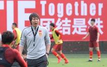 Báo Trung Quốc: 'Trung Quốc có thể kiếm được 17-18 điểm để nhì bảng B'