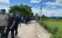 Tổ chức mai táng cho quân nhân Trần Đức Đô