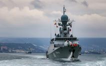 Nga, phương Tây thi nhau tập trận trên Biển Đen