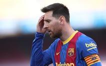 Messi đã chính thức trở thành cầu thủ tự do