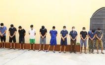 Bắt 11 nghi phạm trong đường dây cá cược bóng đá giải Euro