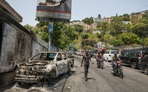 Tương lai mờ mịt của Haiti