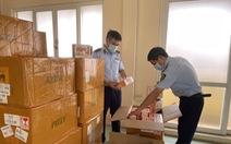 15.000 sản phẩm thuốc lá điện tử nhập lậu bị thu giữ