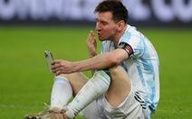 Messi: 'Tôi biết ơn Chúa vì đã cho tôi giây phút này'