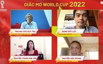 Bạn đọc Tuổi Trẻ chúc tuyển Việt Nam đoạt vé dự World Cup 2022