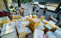 Hàng ùn ứ, nhà xe tạm ngưng nhận hàng từ Bảo Lộc, Đà Lạt gửi đi Sài Gòn