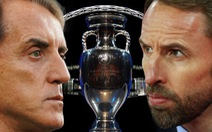 Các chuyên gia châu Âu dự đoán Ý thắng Anh 2-1