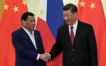 Tổng thống Philippines bác nghi án Trung Quốc can thiệp bầu cử 2016