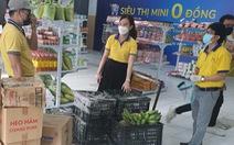 Tặng 5.500 phiếu mua hàng 'siêu thị 0 đồng' cho sinh viên ở TP.HCM