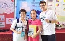Nữ sinh làm thiết bị định vị cho người khiếm thị nhận học bổng 100% của VinUni