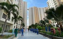 TP.HCM: Sử dụng 3 khu nhà tái định cư làm bệnh viện dã chiến và khu cách ly tập trung