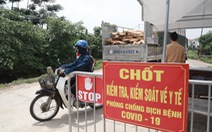 HỎI - ĐÁP về dịch COVID-19: 22 chốt kiểm dịch tại Hà Nội ở đâu và kiểm tra gì?