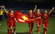 Triệu tập 34 cầu thủ đội tuyển nữ Việt Nam chuẩn bị Giải bóng đá nữ châu Á 2022